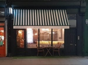 Albion's On Kentish Town Road For Italian & French Food