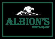 Albion's Restaurant Logo PNG